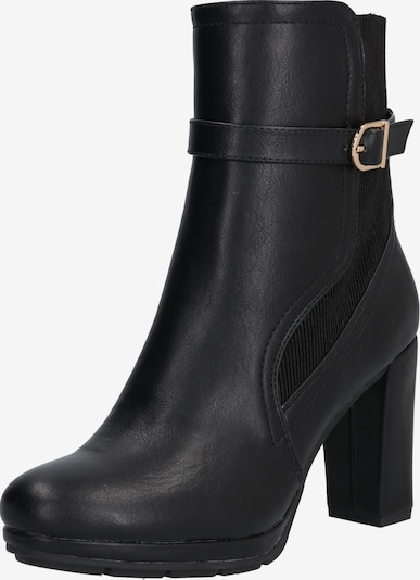 ABOUT YOU Bottines 'Sila Shoe' en noir, Vue avec produit