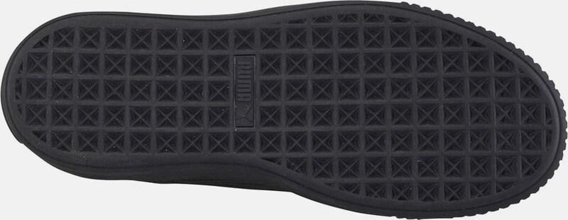 PUMA PUMA Sneaker »Basket Platform Metallic«