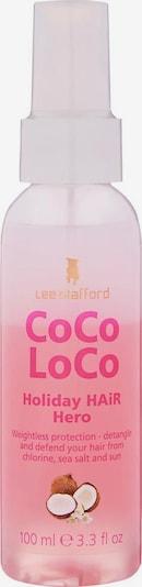 Lee Stafford Conditioner 'Holiday Hair Hero' in pink / weiß, Produktansicht