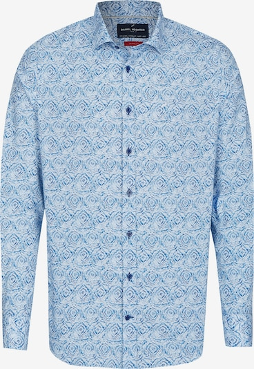 DANIEL HECHTER Hemd in hellblau, Produktansicht