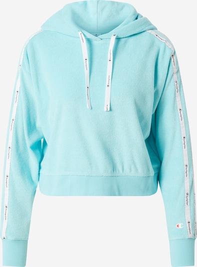 Champion Authentic Athletic Apparel Sweatshirt in türkis, Produktansicht