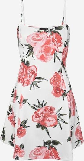 LASCANA 'Scuba' Kleid in rot / weiß, Produktansicht
