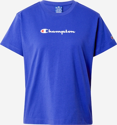 Champion Authentic Athletic Apparel Shirt in de kleur Blauw, Productweergave
