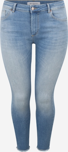 ONLY Carmakoma Jeans 'CARWILLY REG ANK SK JEANS REA1467' in de kleur Blauw denim, Productweergave