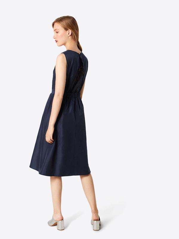 Bleu En Shine' Collection Esprit 'silky Marine Robe WIH2YE9D