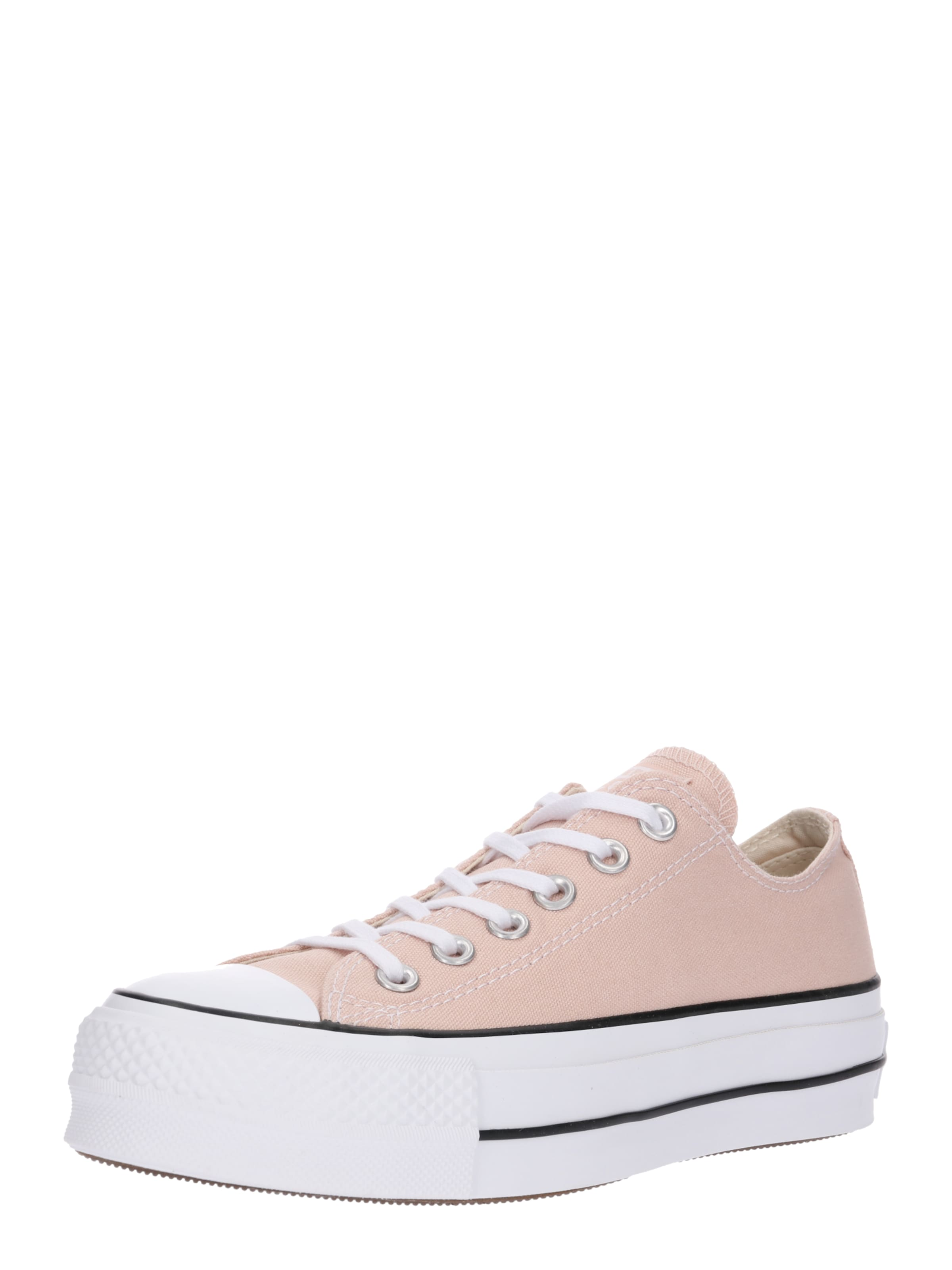 CONVERSE Turnschuhe 'Lift Ox' in champagner   offWeiß