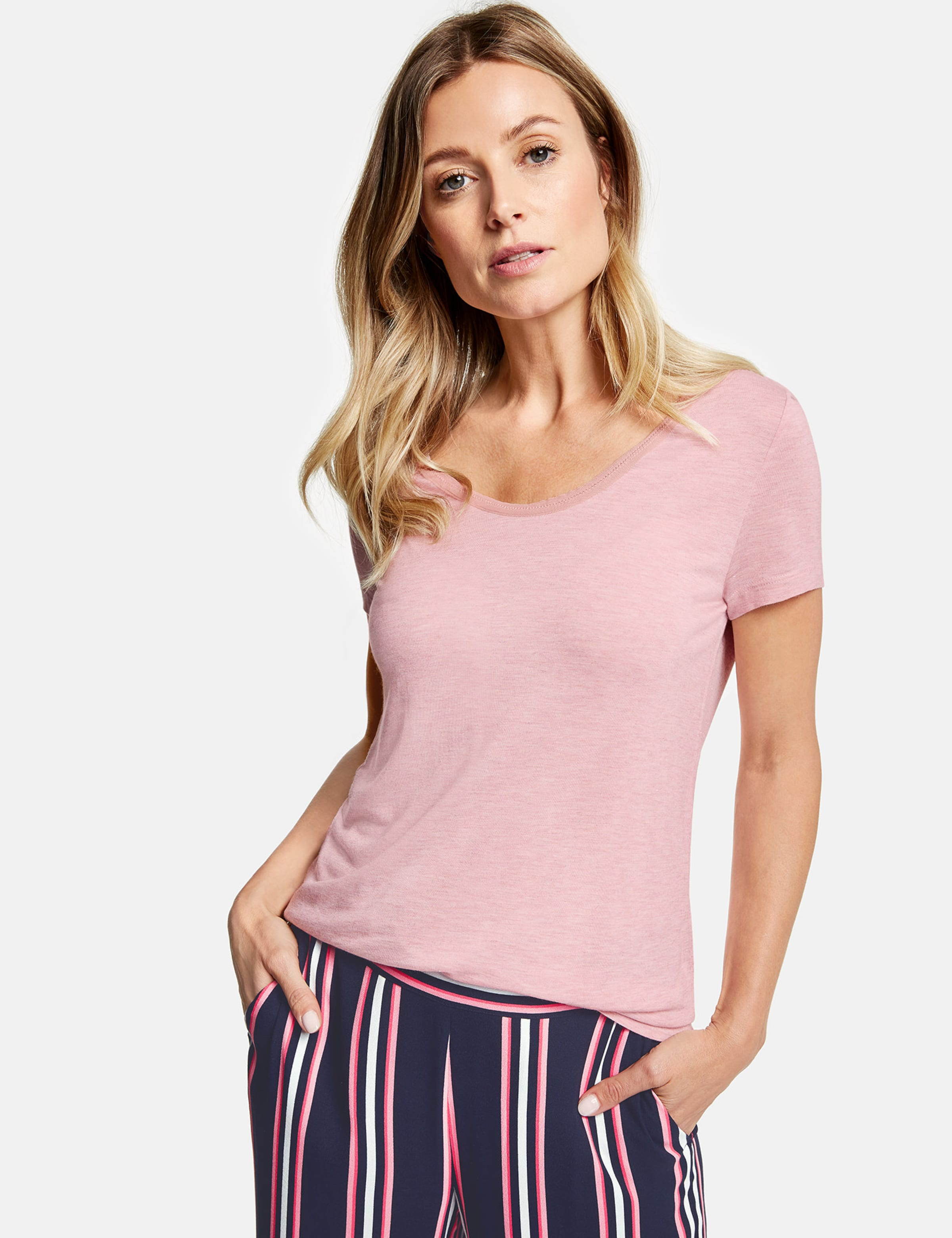 shirt Gerry In Weber Altrosa T DHIE29