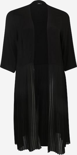 Zizzi Kimono 'PAULINE' in schwarz, Produktansicht
