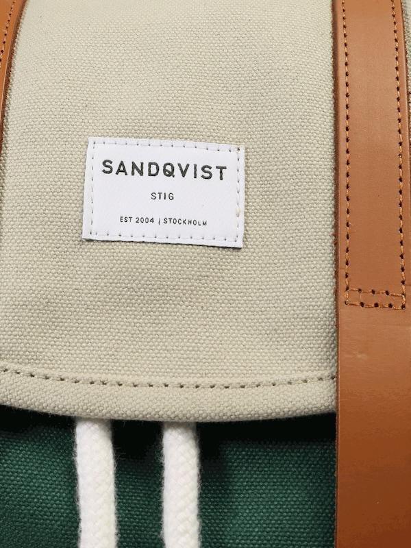 SANDQVIST Rucksack 'Stig mini'