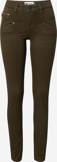 FREEMAN T. PORTER Jeans 'Alexa' in oliv, Produktansicht