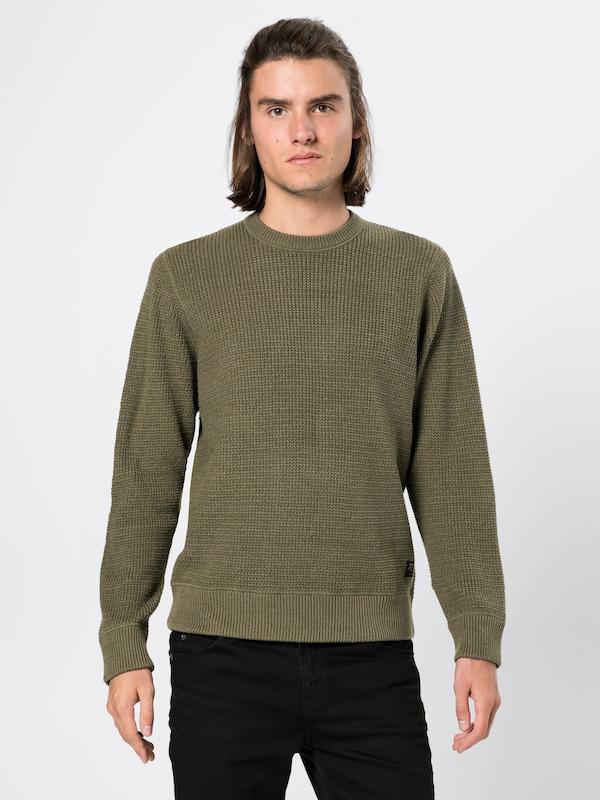 Sweater' 'mason En Wip Carhartt Pull Kaki over 0O8vnmwN
