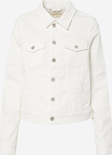 Marc O'Polo Jacke in weiß / white denim, Produktansicht