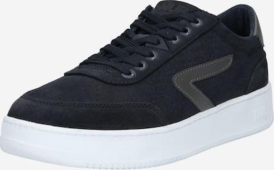 Sneaker low HUB pe bleumarin, Vizualizare produs