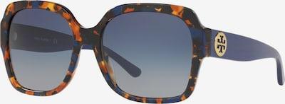 Tory Burch Sonnenbrille in blau / grau, Produktansicht