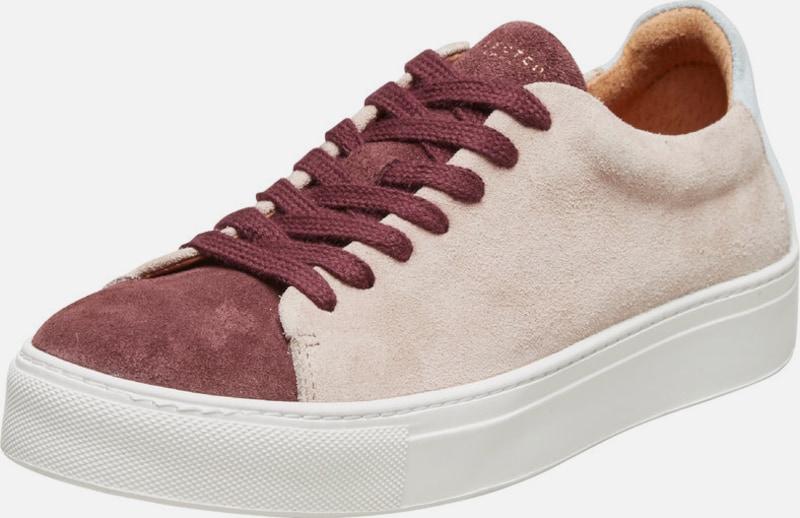 SELECTED FEMME Wildleder Sneaker