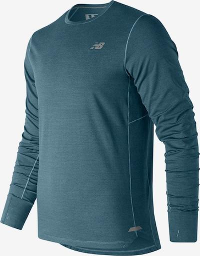 new balance Shirt in pastellblau, Produktansicht