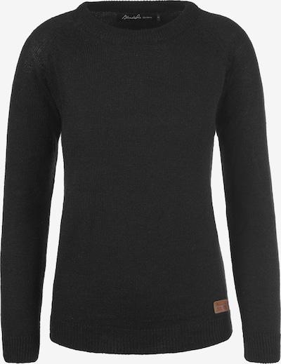 Blend She Pullover in schwarz, Produktansicht