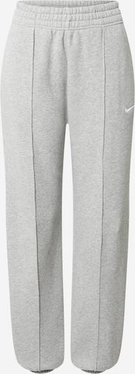 Pantaloni Nike Sportswear pe gri deschis, Vizualizare produs