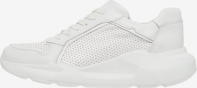 Bianco Sneakers in weiß: Frontalansicht
