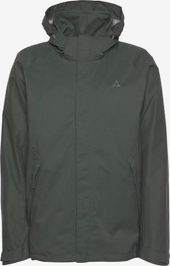 Schöffel Regenjacke in khaki, Produktansicht
