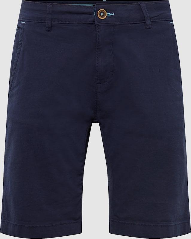 COLOURS & SONS Hose 'CHARLES' in dunkelblau  Neue Kleidung in dieser Saison