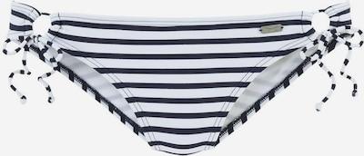 VENICE BEACH Dół bikini 'Summer' w kolorze granatowy / białym, Podgląd produktu
