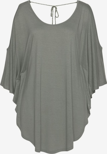 LASCANA Strandshirt in oliv, Produktansicht