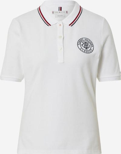TOMMY HILFIGER T-shirt 'ALINA' en blanc, Vue avec produit