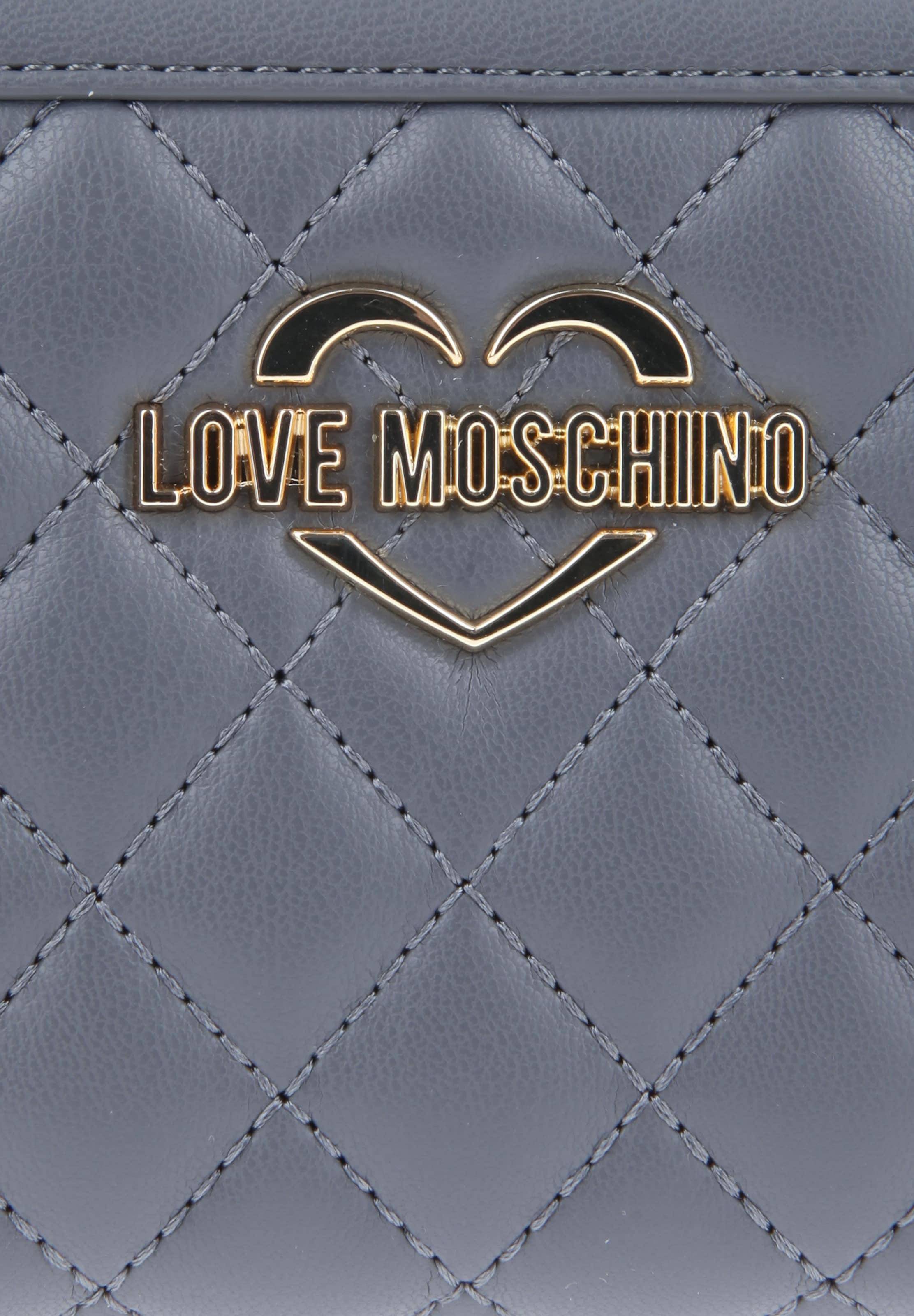 Austrittsspeicherstellen Spielraum Geringe Versandgebühr Love Moschino Geldbörse PORTAFOGLI QUILTED GXcth