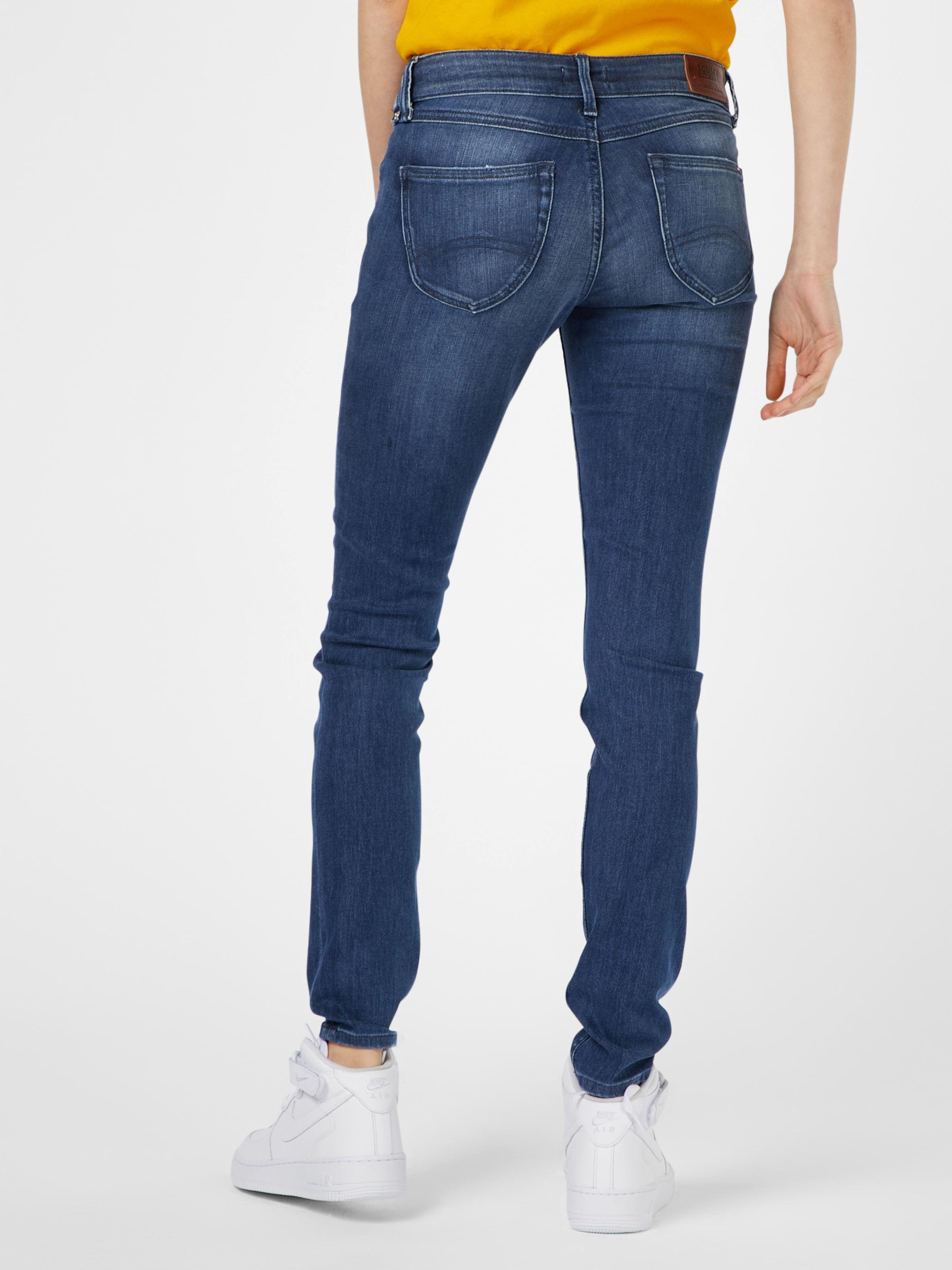 Tommy Jeans 'sophie Scst' In Blauw Denim OkX08NnwPZ