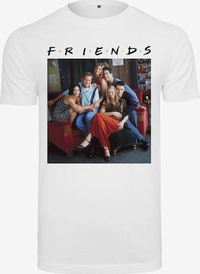 Mister Tee T-Shirt 'Friends Group Photo' en mélange de couleurs / noir / blanc, Vue avec produit