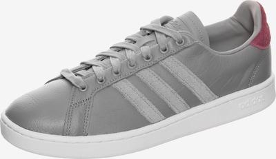 ADIDAS PERFORMANCE Sneaker in hellgrau / dunkelrot / weiß, Produktansicht