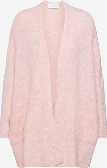 AMERICAN VINTAGE Gebreid vest 'FOGWOOD' in de kleur Rosé, Productweergave
