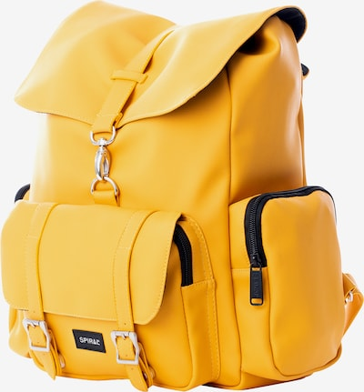 SPIRAL Backpack 'CHELSEA' in Ochre, Item view