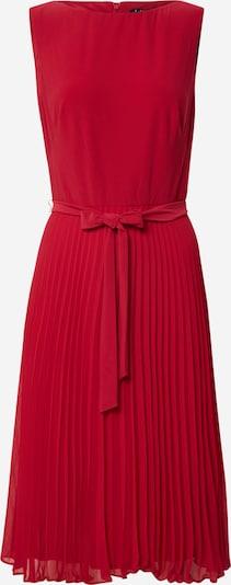Lauren Ralph Lauren Robe de cocktail 'FLORIN' en rouge, Vue avec produit