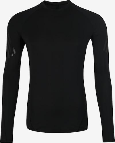 ADIDAS PERFORMANCE Functioneel shirt 'ASK TEC LS  3S' in de kleur Zwart, Productweergave