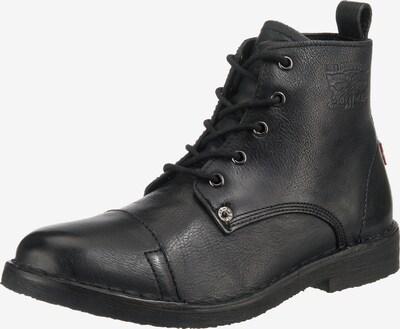 LEVI'S Schnürstiefeletten in schwarz, Produktansicht