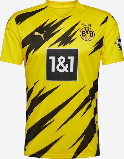 PUMA Tricot 'BVB HOME' in de kleur Geel / Zwart / Wit, Productweergave