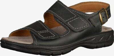JOMOS Sandalen in schwarz, Produktansicht