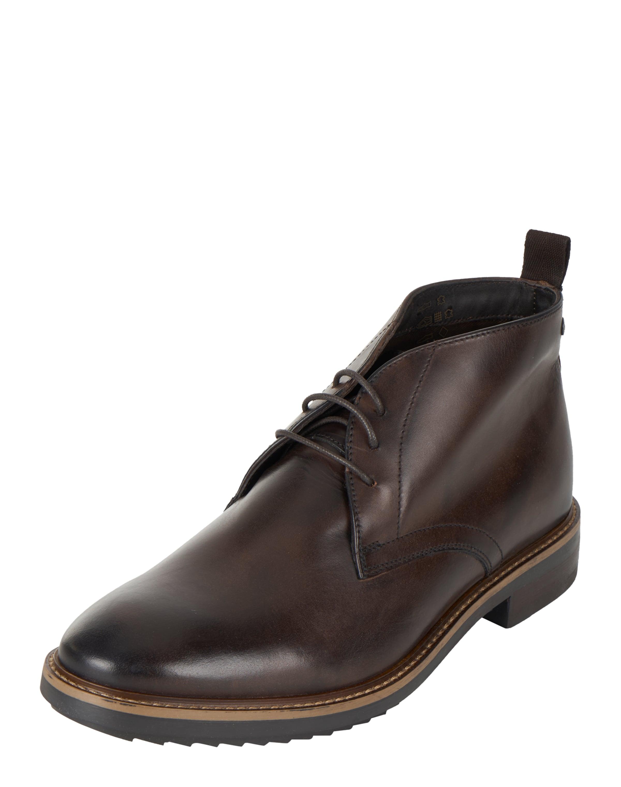 base London Schnürschuh Cavill Verschleißfeste billige Schuhe
