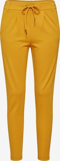 ONLY Kalhoty se sklady v pase 'Poptrash' - žlutá, Produkt