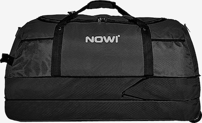Nowi Reisetasche in schwarz / weiß, Produktansicht