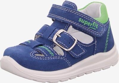 SUPERFIT Sandale  'Mel' in royalblau / mint, Produktansicht