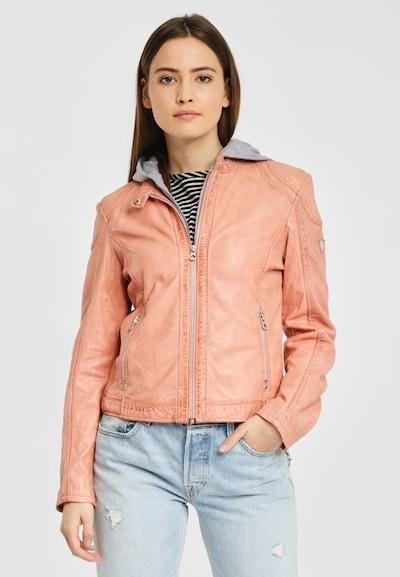 Gipsy Prehodna jakna 'GGAelly LAMAS' | svetlo roza barva, Prikaz izdelka