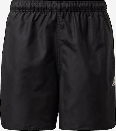 ADIDAS PERFORMANCE CLX Solid Schwimmen Badeshorts in schwarz, Produktansicht