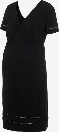 MAMALICIOUS Kleid 'Siana' in schwarz: Frontalansicht