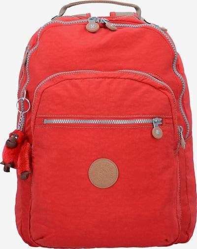 KIPLING Back to School Class Seoul 18 Schulrucksack 45 cm in rot: Frontalansicht