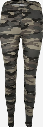 Urban Classics Camouflage-Leggings in oliv, Produktansicht