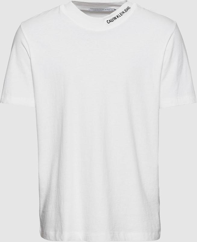 Tee' 'embro The Neck T On Shirt iulXTZwOkP