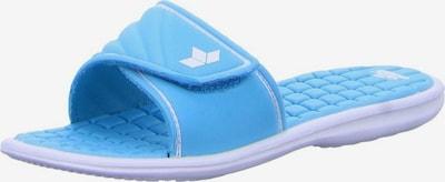 LICO Pantoletten in hellblau, Produktansicht